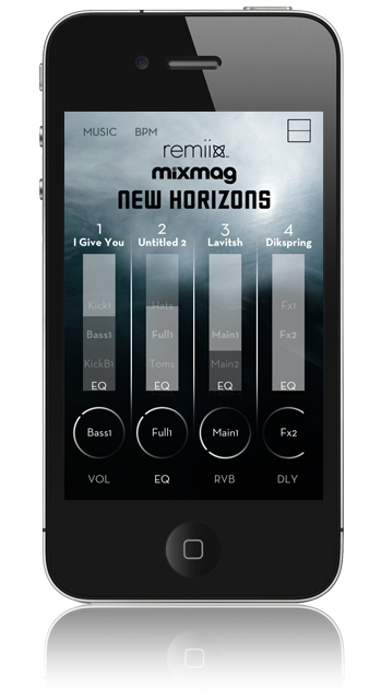 what is the new iphone remiix mixmag new horizons amp remiix minus apps on behance 8454