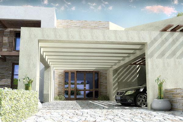 Villa rak