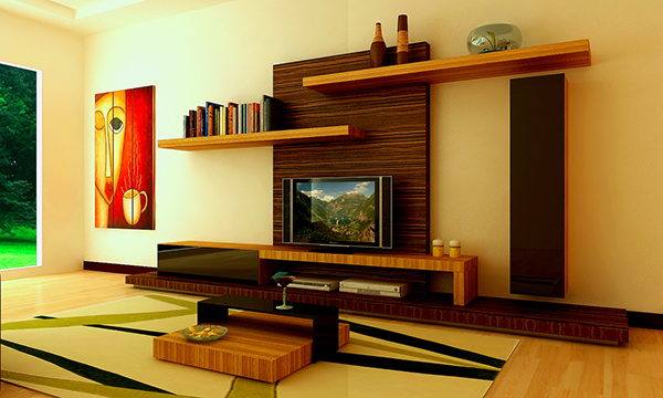 TV Units Design on Behance