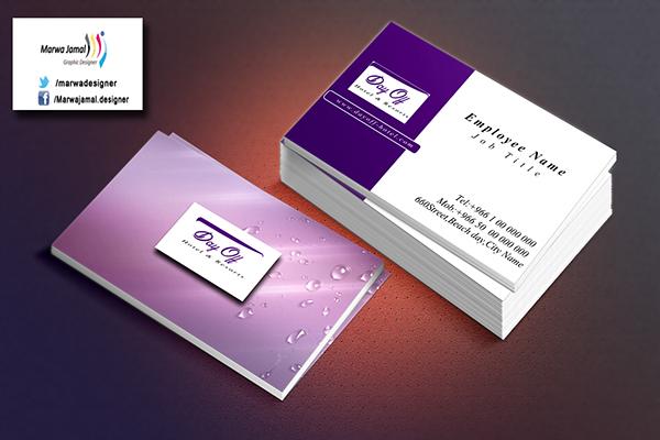 Business card hotel on behance colourmoves
