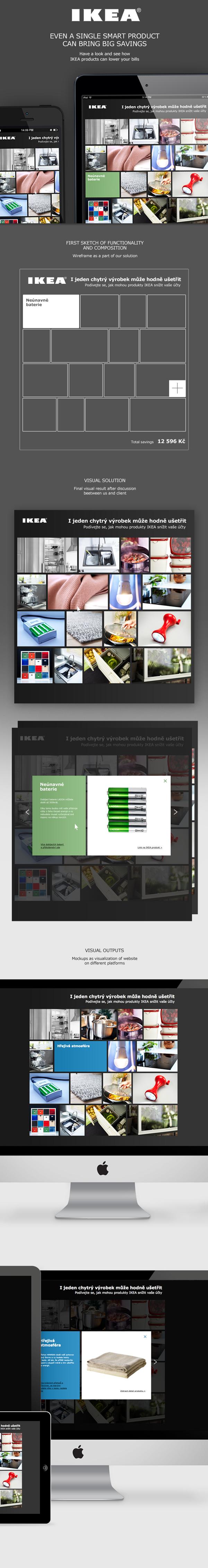 ikea Website app smartphone sustainabilty