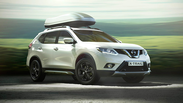 tbwa for nissan x trail accessories 2015 full cgi on behance. Black Bedroom Furniture Sets. Home Design Ideas