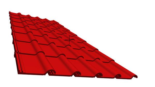 Archicad editable library: roof tile on Behance