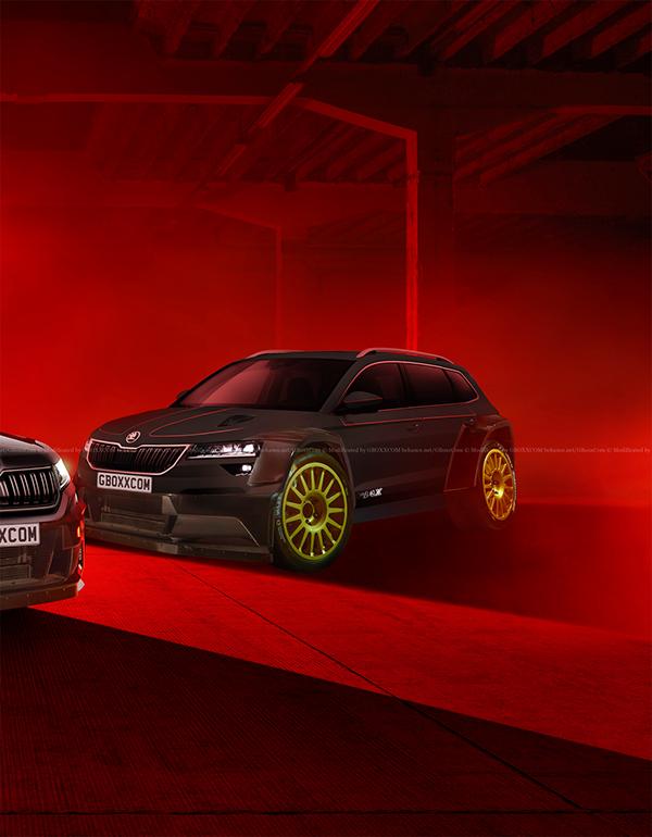 Škoda Kodiaq & Karoq RS