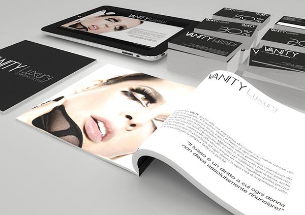 logo art CG Pubblication Web design graphic identity beauty