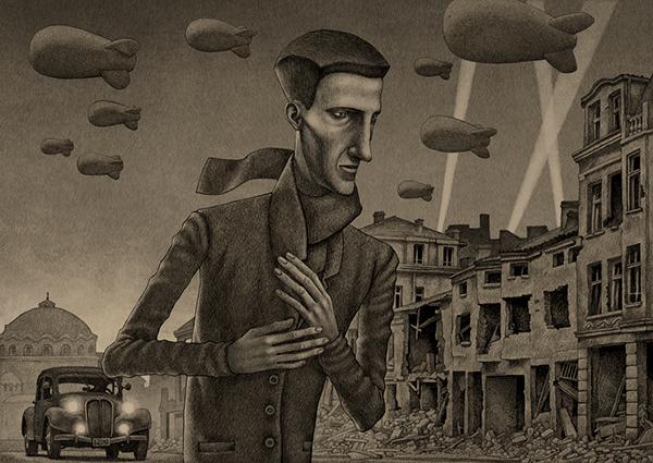 Ghost by Penko Gelev