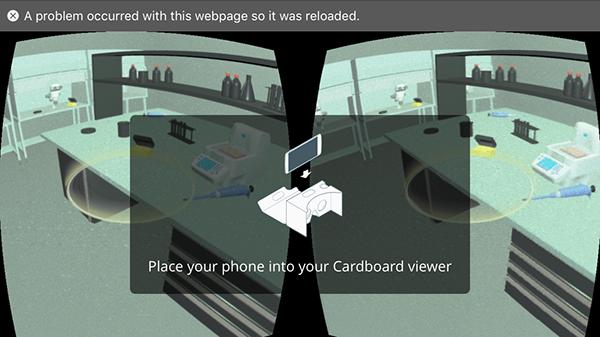 Biology Lab VR Experience, Unreal Engine, Rhino, Maya on
