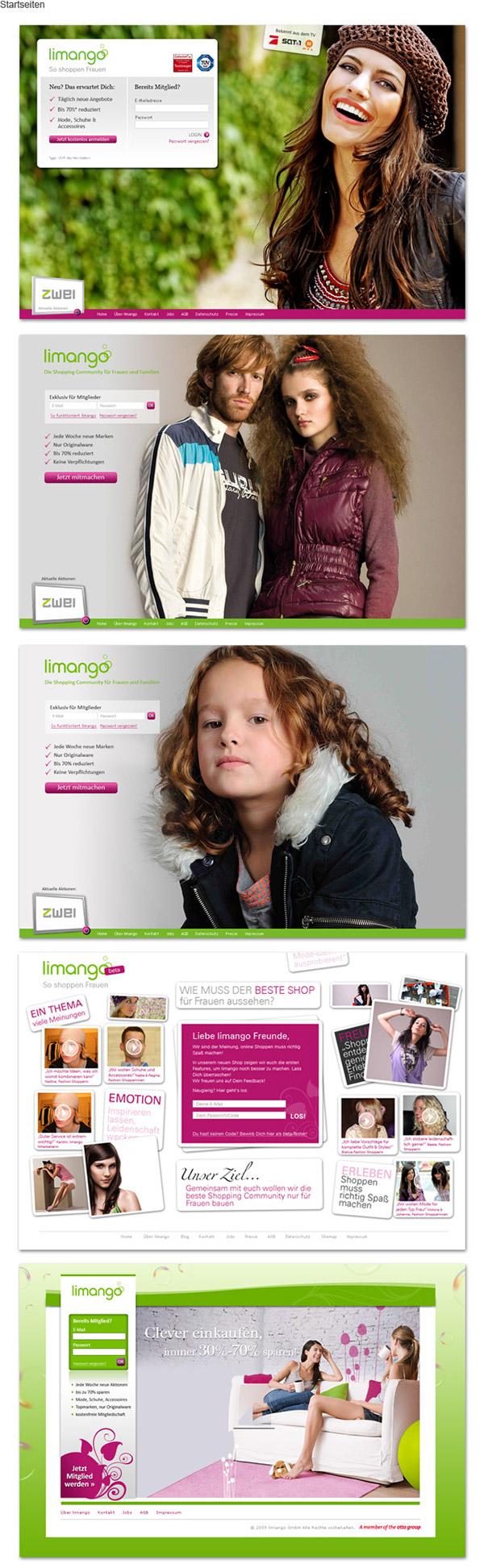 limango shopping community