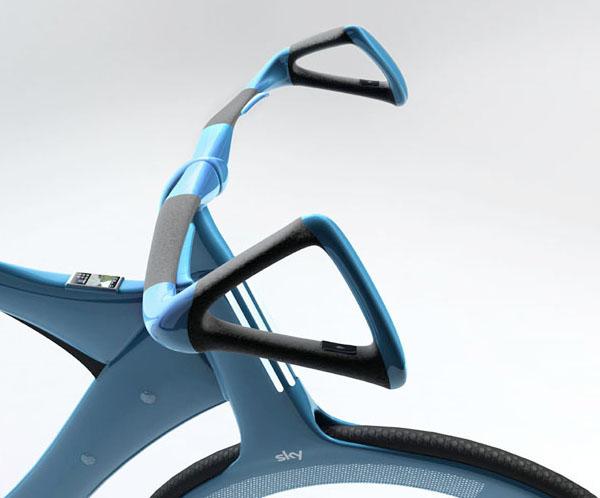 Chris Boardman's Future Bike on Behance