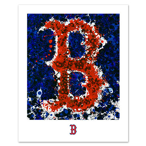 Licensed Major League Baseball Abstract Art Posters On Behance