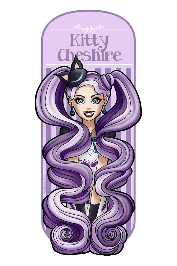 Ever After High Bookmarks