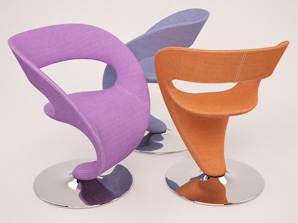 極美的28個椅子設計欣賞