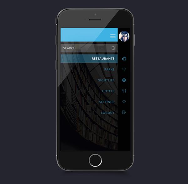 iphone Mockup free psd clean Unique creative simple