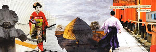 book book design Travel tourism MFA Thesis mfa concept conceptual phase