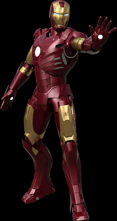 Iron Man Mark III on Behance