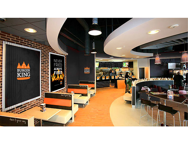 Burger King Rebrand On Behance