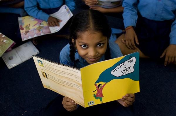 India literacy Education