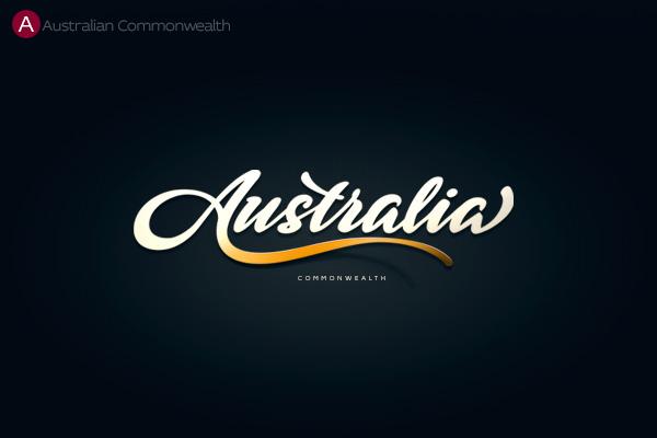 Adobe Portfolio country logo alphabet set fun project logotypes worldwide world map