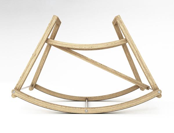 designs rocking horse