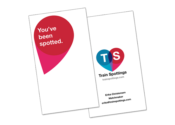 trainspottings dating The two women hit it off, and in october 2011, carroll helped christensen start train spottings (trainspottingscom), an underground take on analog dating services.