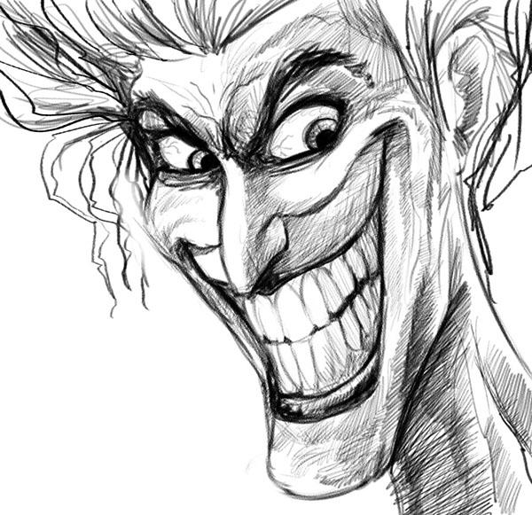 Joker - Making of on Behance