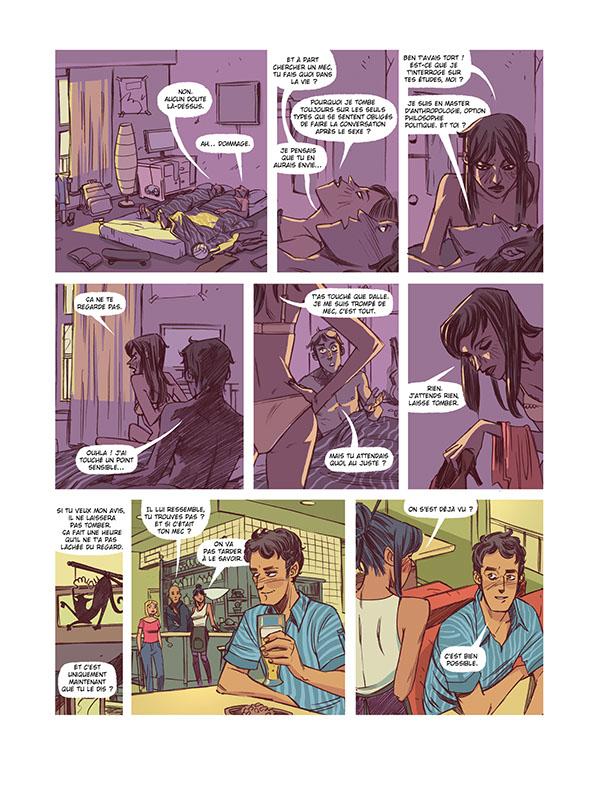 Comic Book comics cartoon sequential bd hq