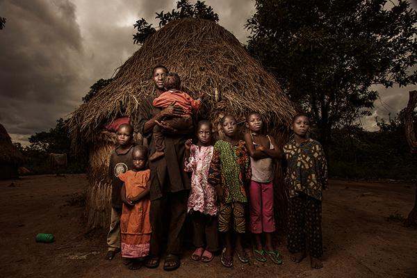 nigeria kogi Yagba West OBA Paramount Ruler Village life