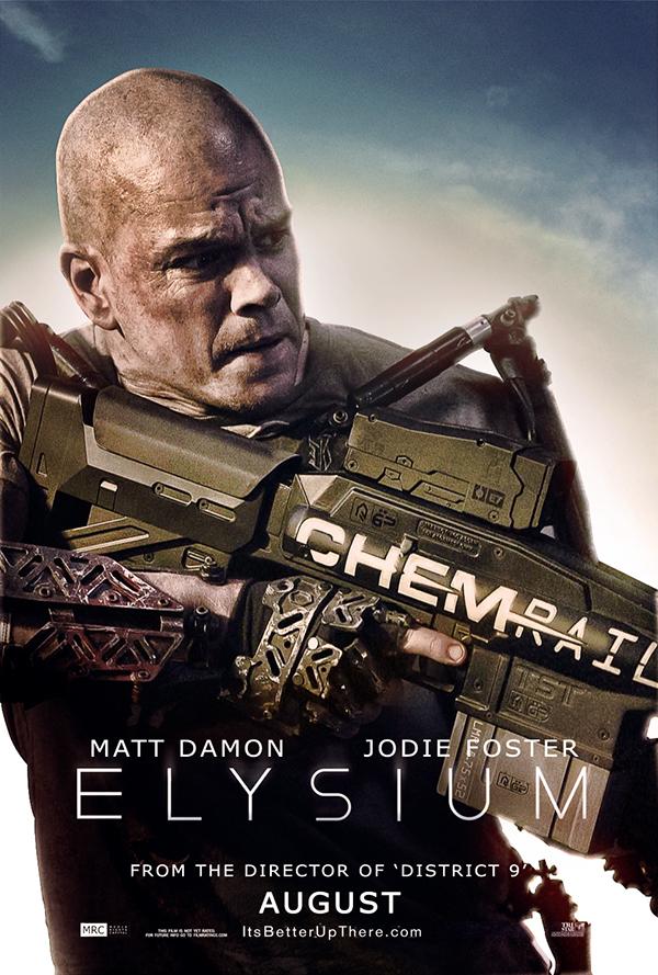 Poster film Elysium
