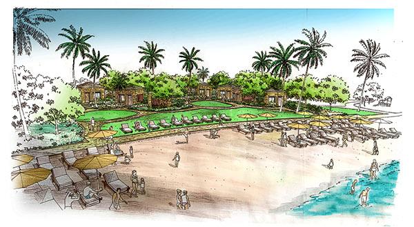 Watercolor Beach Resort Boracay