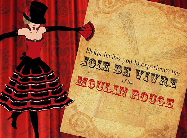 Moulin Rouge Theme Event On Behance