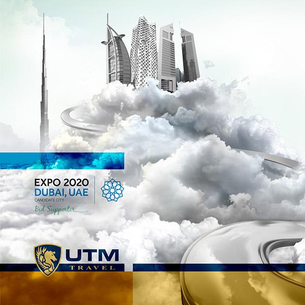 Expo2020 Bid Supporter Poster Design On Behance