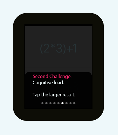 memory game apple watch mobile game