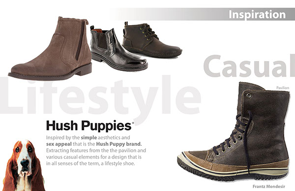 Hush Puppies Casual Shoes on Behance