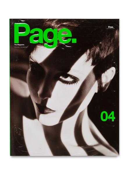 page The Magazine revista face monterrey mexico editorial