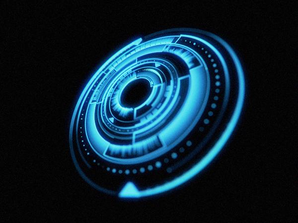 Sci Fi Reticle : Hud on behance
