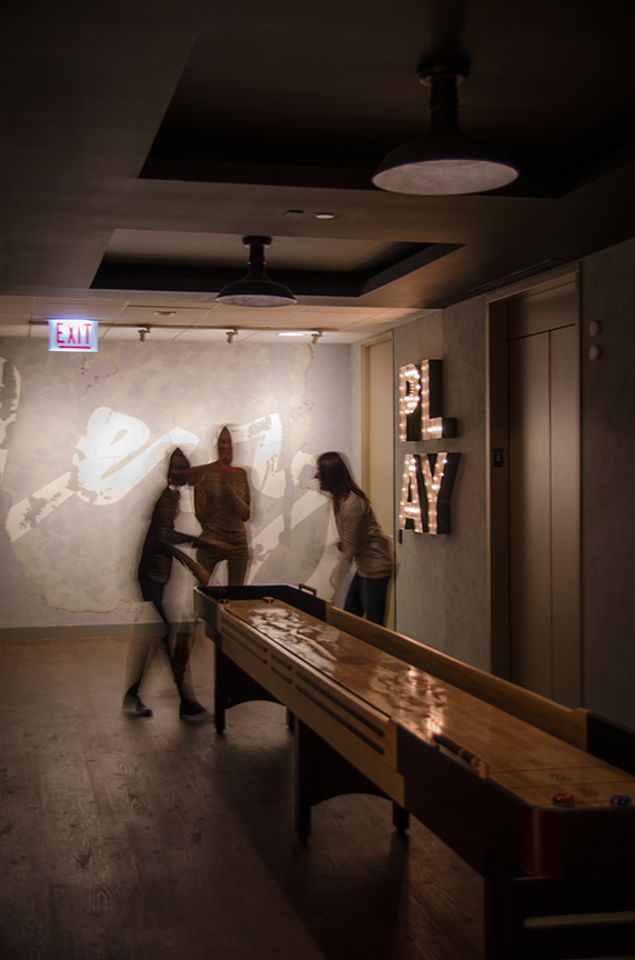 Levy Restaurants Office Lobby Walls On Behance
