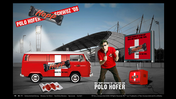 Polo Hofer - Hopp Schwiiz '08