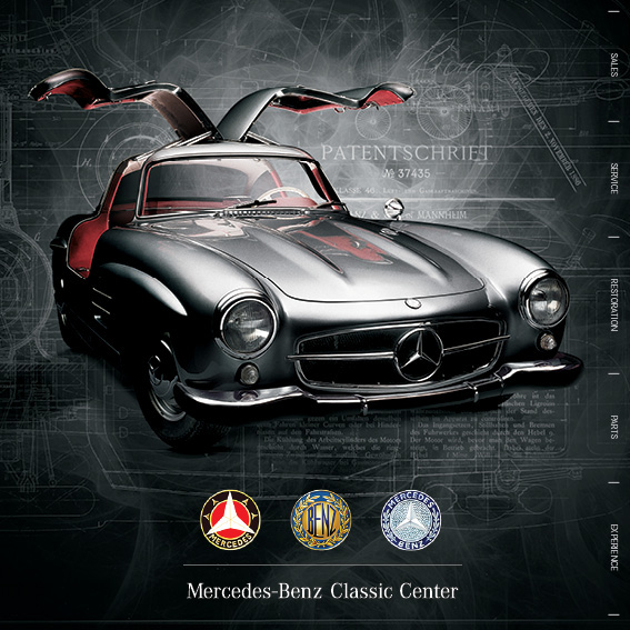 Chris Watkins Mercedes Benz Classic Center Brochure