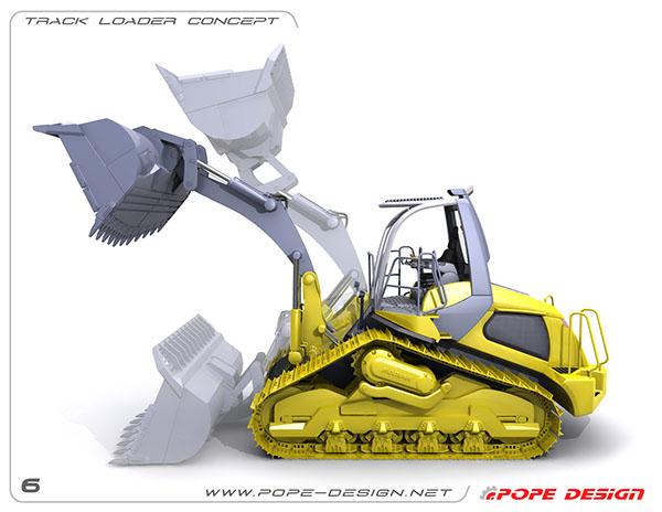 prototipo nuovo dumper minerario avvenieristico E45b1947492609.5608061ad86e0