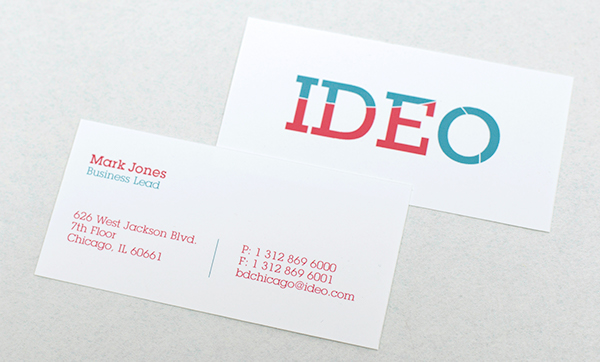 Ideo on behance for Ideo chicago