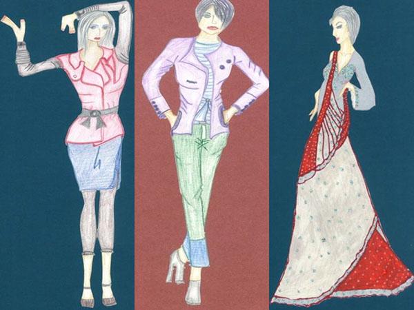 Fashion Theme Boards Portfolio Mood Board And Theme