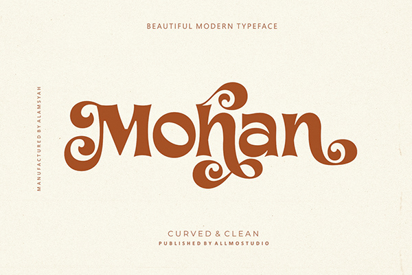 All you need is the right Font it is here MOHAN