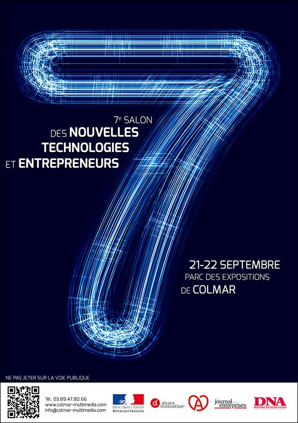 Advertising salon des nouvelles technologies on behance for Salon des nouvelles technologies las vegas