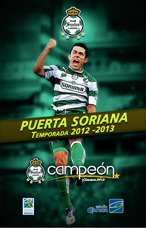 Club Santos Laguna 2014 Abonos Club Santos Laguna