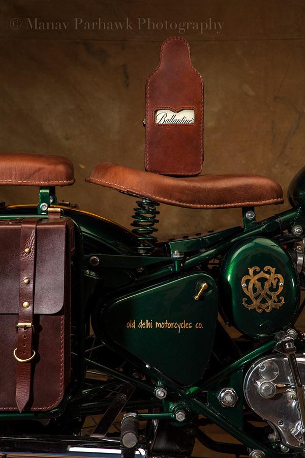 Old Delhi Motorcycles : Le Bécane Royale on Behance