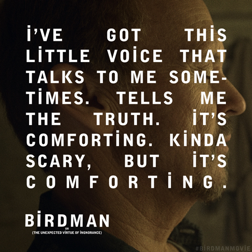 a review of the characters cinematography and theme of birdman a film by alejandro gonzales inarritu All 6 alejandro gonzález iñarritu movies ranked from worst to best most of his characters are ordinary the most important theme in this film is.