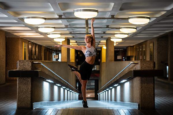 Amber - Sportswear @ The Barbican