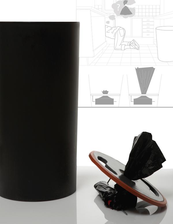 Car Seat Disposal >> Trash Bag Dispenser on Behance