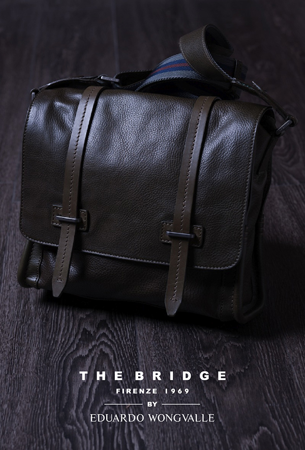 The Bridge logo logodesign accessories mood milano firenze graphic design black skin stylist fashion design brand Pitti