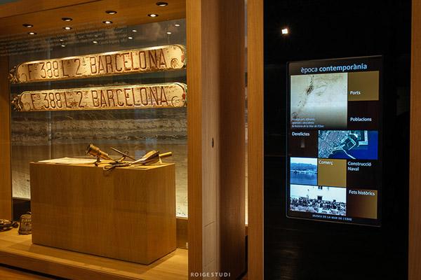 museum interactive Exhibition  ebre La Rapita